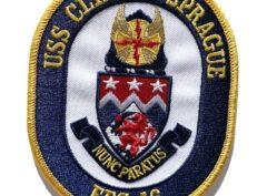 USS CLIFTON SPRAGUE FFG-16