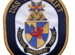 USS VANDEGRIFT FFG-48 Patch – Sew On