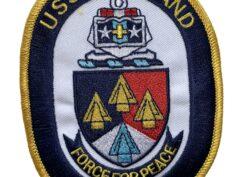 USS COPELAND FFG-25 Patch