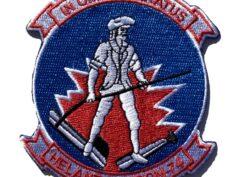HS-74 Minutemen Squadron Patch – Sew On