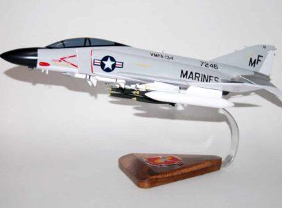 VMFA-134 Smoke F-4S Model
