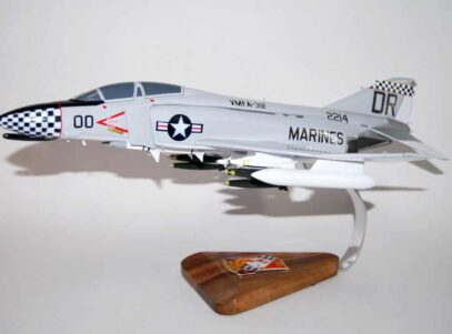 VMFA-312 Checkerboards F-4B Model