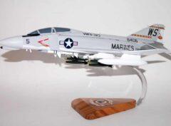 VMFA-323 Death Rattlers F-4B Model