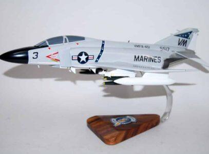 VMFA-451 Warlords F-4J Model