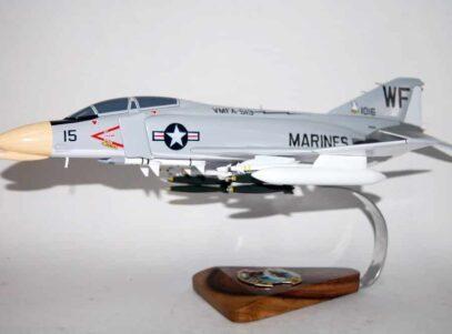 VMFA-513 Flying Nightmares F-4B Model