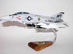 VMFA-542 Tigers F-4B Model