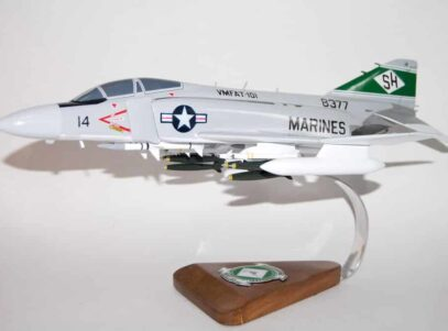 VMFAT-101 Sharpshooters F-4S Model