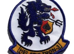 HAL-3 Seawolves Squadron Patch – Sew On