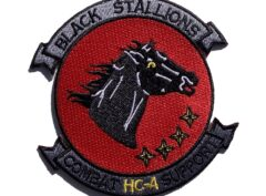 HC-4 Black Stalions Squadron Patch – Sew On