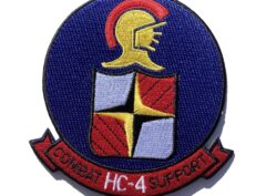 HC-4 Invaders Squadron Patch – Sew On