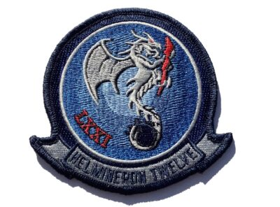 HM-12 Sea Dragons Squadron Patch – Sew On