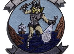 HM-18 Norsemen Squadron Patch – Sew On