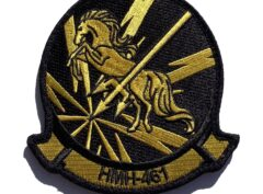 HMH-461 Ironhorse Squadron Patch – Sew On