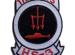 HS-3 Tridents Squadron Patch – Sew On