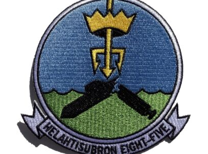 HS-85 Golden Gaters Squadron Patch – Sew On