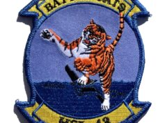 HSL-43 Battle Cats Squadron Patch – Sew On