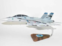 VAQ-135 Black Ravens 2011 EA-18G Growler Model