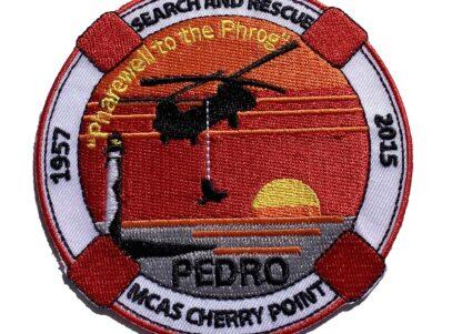 VMR-1 Pedro Sundown Patch – Sew On