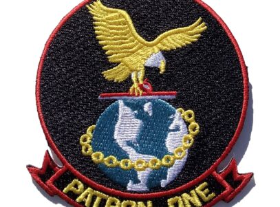 VP-1 Screaming Eagles 1958 Squadron Patch – Sew On