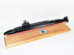 USS Henry Clay (SSBN-625) Submarine Model