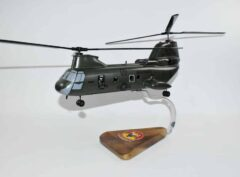 HMM-261 Raging Bull 1984 CH-46F Model