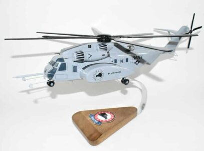 HM-15 Blackhawks MH-53e (14) Model