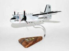 816 SQN RAN S-2 Tracker Model
