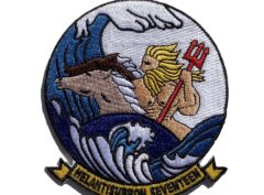 HS-17 Neptune's Raiders Squadron Patch – Sew On