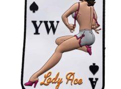 VMM/HMM-165 Lady Brown Ace PVC