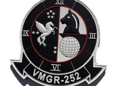 VMGR-252 Otis PVC Patch – Hook and Loop