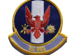 1st Special Operations Squadron Patch – Sew On