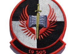 19th Special Operations Squadron Patch – Sew On