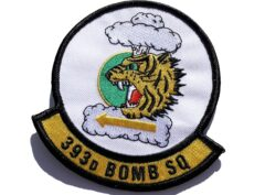 393d Bomb Squadron Patch – Sew On