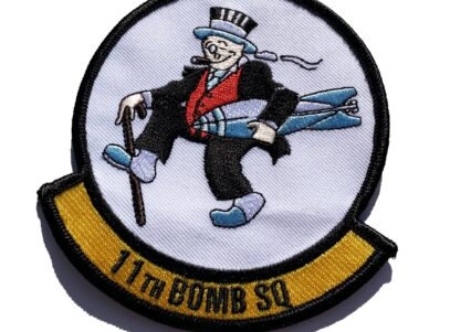 11th Bomb Squadron Patch – Sew On