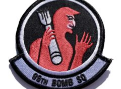 4 inch 96th Bomb Squadron Patch – Sew On