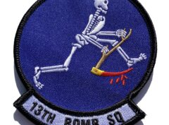 13th Bomb Squadron Patch – Sew On