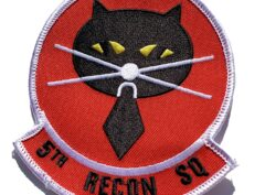 5th Reconnaissance Squadron Patch – Sew On