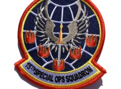 15th Special Operations Squadron Patch – Sew On