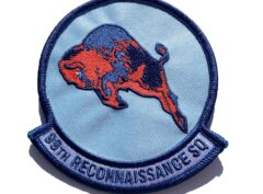 99th Reconnaissance Squadron Patch – Sew On