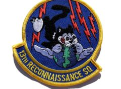 13th Reconnaissance Squadron Patch – Sew On