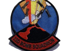 23d Bomb Squadron Patch – Sew On