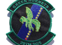 20th Special Operations Squadron Patch – Sew On