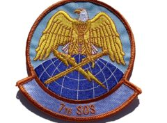 7th Special Operations Squadron Patch – Sew On