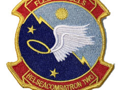 HSC-2 Fleet Angels Squadron Patch – Sew On