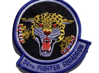 54th Fighter Squadron Patch – Sew On