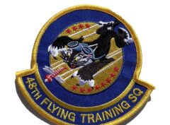 48th Flying Training Squadron Patch – Sew On