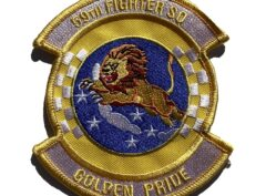 59th Fighter Squadron Patch – Sew On
