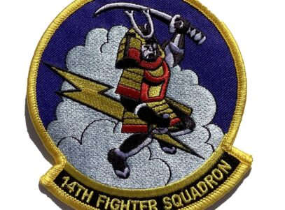 14th Fighter Squadron Patch – Sew On