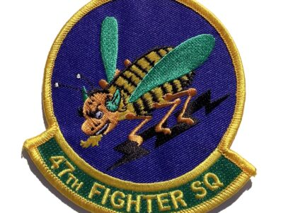47th Fighter Squadron Patch – Sew On