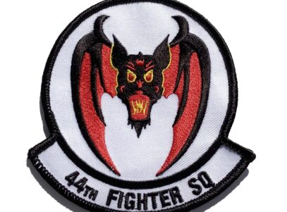 44th Fighter Squadron Patch – Sew On